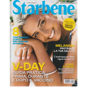 Starbene - n. 5 -maggio  2021 - mensile