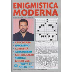 Enigmistica moderna - n. 391 - mensile -maggio   2021