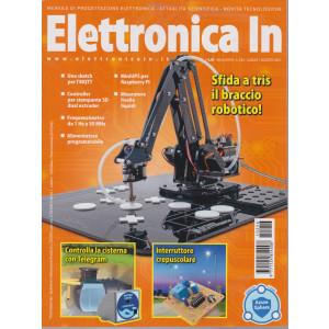 Elettronica In - n. 256 - luglio  2021 - mensile