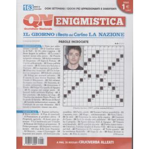 Enigmistica - n. 163 - 12/4//2021- settimanale