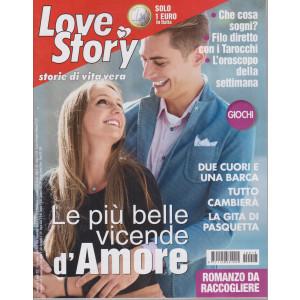 Love Story - n. 13 -6 aprile  2021 - settimanale