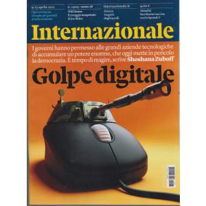 Internazionale - n. 1404 - 9/15 aprile  2021 - settimanale