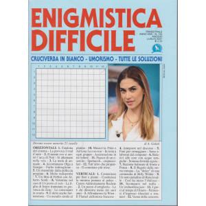 Enigmistica difficile - n. 134 - trimestrale - maggio - luglio  2021