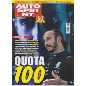Autosprint - n. 19 - settimanale -11-17 maggio 2021