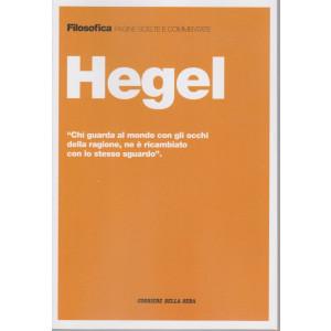 Filosofica  - Hegel   - n. 10  - settimanale - 206 pagine