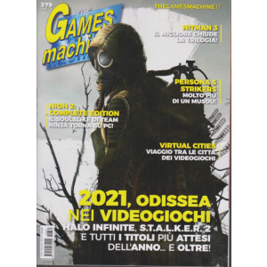 Abbonamento The Games Machine (cartaceo  mensile)