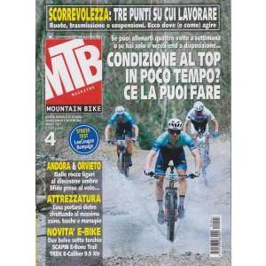 Mtb Magazine - n. 4 - mensile - aprile  2021