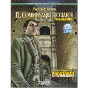 Il commissario Ricciardi magazine - n. 169 - giugno 2021 - bimestrale - 176 pagine
