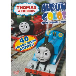 Toys2 Thomas & friends - Album color - n. 42 - bimestrale - 14 gennaio 2021