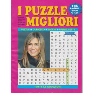 I puzzle migliori - n. 181 - bimestrale - maggio - giugno  2021 - 196 pagine