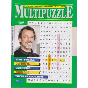 Multi Puzzle - n. 107 - trimestrale - maggio - luglio 2021