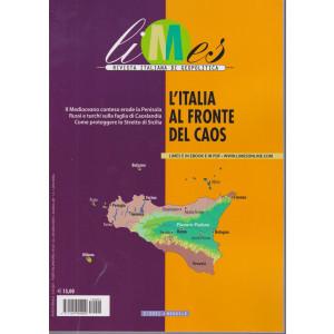 Limes -L'Italia al fronte del caos - n. 2/2021 - mensile