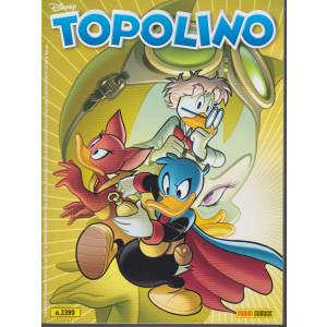 Topolino - n. 3399 - settimanale -13 gennaio 2021