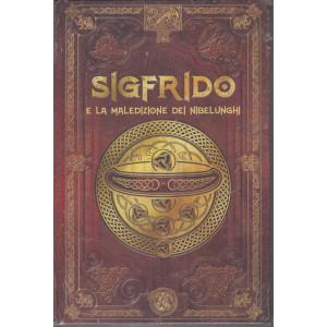 Mitologia Nordica-Sigfrido e la maledizione dei Nibelunghi-  n. 14 - settimanale - 1/1/2021- copertina rigida
