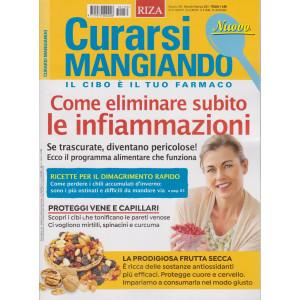 Curarsi Mangiando - n. 148 - mensile -febbraio 2021