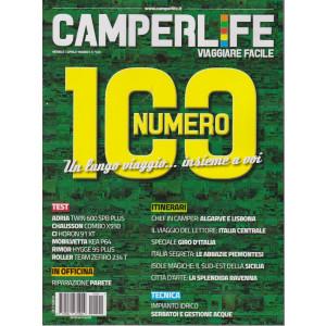 Camperlife -  n. 101 - mensile - aprile - maggio  2021