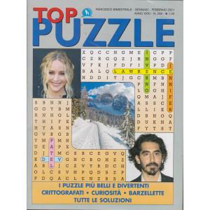 Top Puzzle - n. 258 - bimestrale -gennaio - febbraio 2021