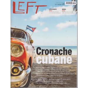 Left - n. 29 -23 luglio - 29 luglio 2021 - settimanale