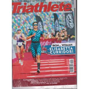 Triathlete - n. 268 -marzo  2021- bimestrale + in omaggio : Scarpe & sport -2 riviste
