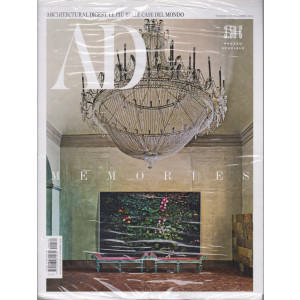 Ad-Architectural Digest - n. 470- dicembre 2020- mensile