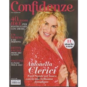 Confidenze - n. 51 - settimanale - 9  dicembre 2020