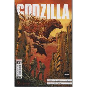 Godzilla - n. 3 - Giganti e gangster 3/3 -Cataclisma 1/3 -  mensile - 23/12/2020