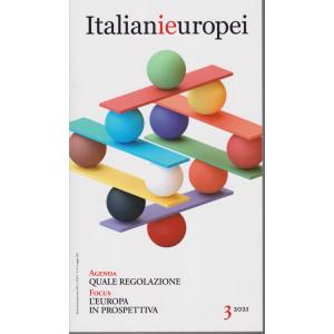 Italianieuropei - n. 3 - bimestrale - maggio 2021