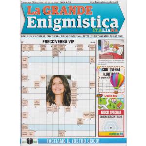 La Grande enigmistica italiana - n. 9 - marzo 2021 - mensile
