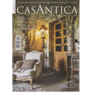 Casantica - n. 104 - bimestrale - settembre  2021