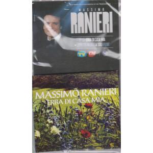 Le grandi collezioni musicali n. 2- 15 gennaio 2021 - Massimo Ranieri - 8° cd- Erba di casa mia -cd + libretto inedito