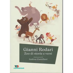 Gianni Rodari - Zoo di storie e versi - n. 17 - settimanale - 78  pagine