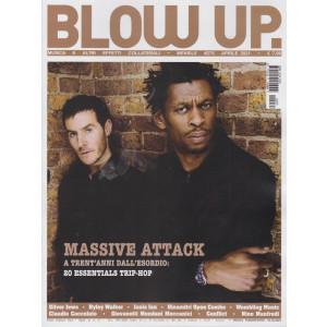 Blow Up Rock -   n. 275  - aprile  2021 - mensile -