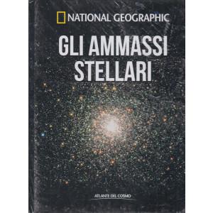 National Geographic   -Gli ammassi stellari-   n. 44  - settimanale- 13/8/2021 - copertina rigida