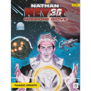 Nathan Never Missione Giove -Viaggio infinito - n. 44  - settembre  2021 - mensile