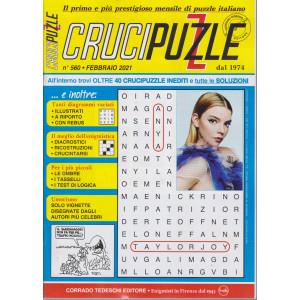 Crucipuzzle - n. 560 - febbraio 2021- mensile