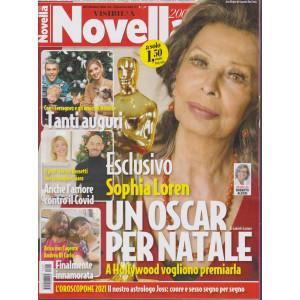 Novella 2000 - n. 1 - settimanale - 23 dicembre 2020