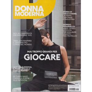 Donna moderna - n. 4 - 6 gennaio 2021 - settimanale