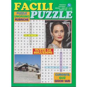 Facili puzzle - n. 286 - mensile - gennaio 2021