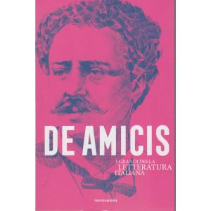 I  grandi della letteratura italiana - De Amicis - n. 34 - settimanale -15/12/2020