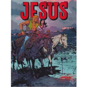 Collana Reprint - Jesus - n. 203 - Tonkawa - Anaconda Range- settembre - ottobre  2021  -bimestrale