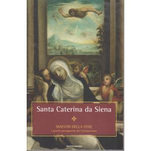 I Libri di Sorrisi 2 - n. 30- Maestri della fede - Santa Caterina da Siena  - 25/6/2021- settimanale -128 pagine