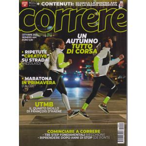 Correre   - n, 444 - ottobre 2021 - 2 riviste
