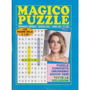 Magico Puzzle - n. 324 - mensile - maggio  2021- 100 pagine