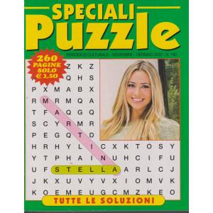 Speciali Puzzle - n. 190 -novembre - gennaio  2021 - 260 pagine
