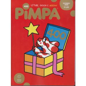 Pimpa - n. 400 - dicembre 2020 - mensile