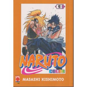 Naruto color - n. 40 -  settimanale -