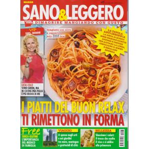 Sano & Leggero -n. 3 -marzo 2021 - mensile