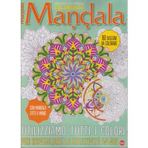 Color Relax Speciale Mandala - n. 9 - bimestrale -ottobre - novembre 2021