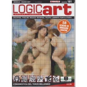Abbonamento Logic Art (cartaceo  mensile)