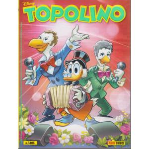 Topolino - n. 3406 - settimanale - 3 marzo 2021